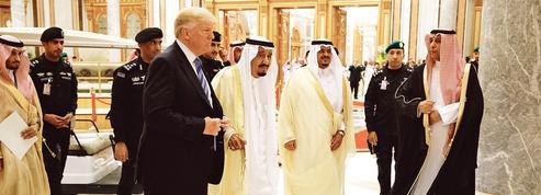 À Ryad, Trump appelle les musulmans à «combattre l'extrémisme islamiste»