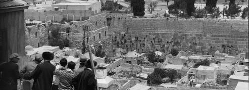 À Jérusalem, le quartier disparu des Maghrébins