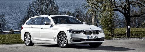 BMW Série 5 Touring, comme une envie de break