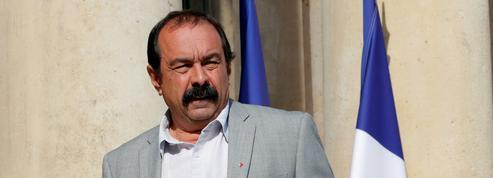 Philippe Martinez, le patron de la CGT, ce jeudi au... Festival de Cannes