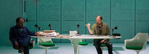 Théâtre : Pascal Rambert,la vertu des ondes