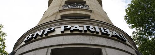 BNP Paribas mise à l'amende aux États-Unis