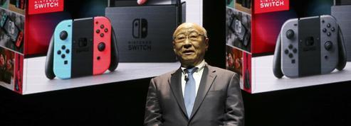 Nintendo atteint son plus haut niveau en Bourse depuis 2009