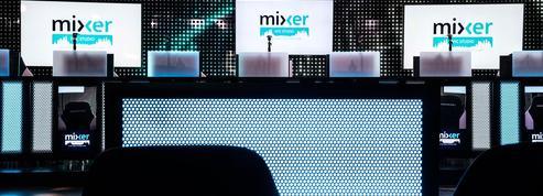 Jeux vidéo : Mixer, la réponse de Microsoft à Twitch