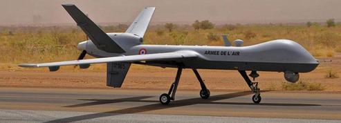 Le recours aux drones armés recommandé par un rapport du Sénat