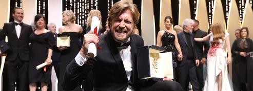 Cannes 2017: Ruben Östlund, roi de la satire, décroche la palme d'or