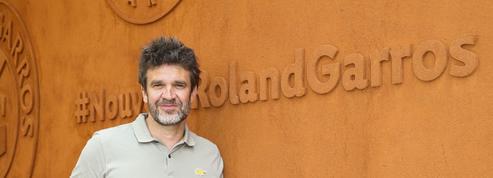 Hervé Mathoux : «Roland-Garros, c'était l'enfer des révisions du bac devant la télé»