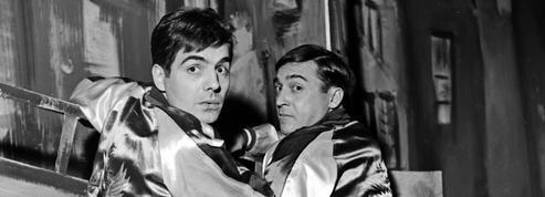 Jean-Marc Thibault et Roger Pierre, cinq sketchs d'un tandem inoubliable