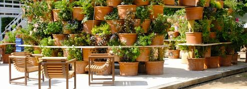 Salon «Jardins, jardin» ou l'art de planter la ville