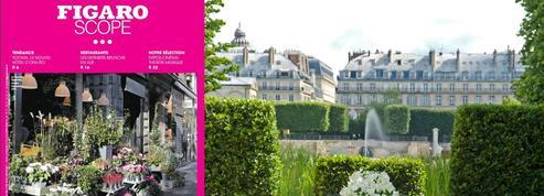 Paris, côté jardins
