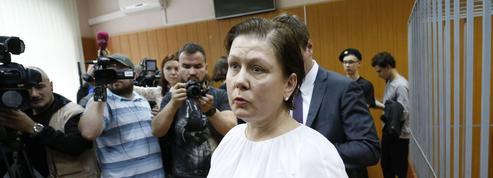 La directrice de la bibliothèque ukrainienne de Moscou condamnée pour «extrémisme»