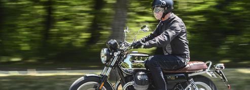 Moto Guzzi V7 Anniversario : un vibrant hommage