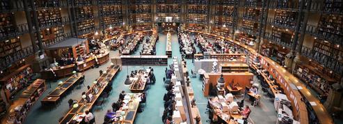 La BnF réunit ses mécènes pour rénover son historique salle de lecture