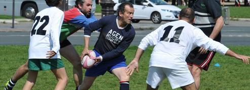 L'esprit du rugby à 5 conquiert les entreprises au delà du jeu