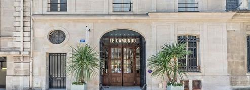 Le Camondo, terrasse sur cour