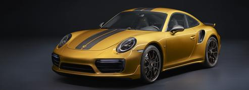 Porsche 911 Turbo S Exclusive Series, 607 chevaux aux ordres du pilote