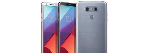 LG G6, le smartphone presque parfait