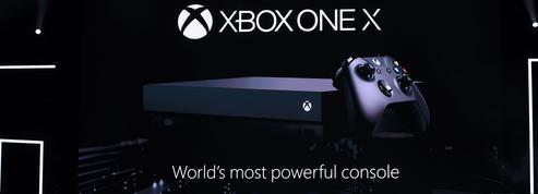 Microsoft dévoile la Xbox One X, la plus puissante des consoles