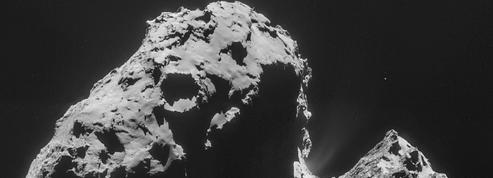 L'atmosphère de la Terre a été façonnée par les comètes