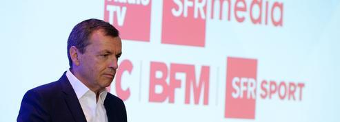 SFR entame la mutation digitale de L'Express  et Libération