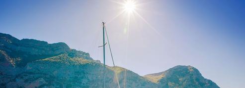Des vacances françaises à bord d'un voilier