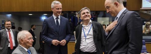 L'Eurogroupe veut un amortisseur pour la dette grecque