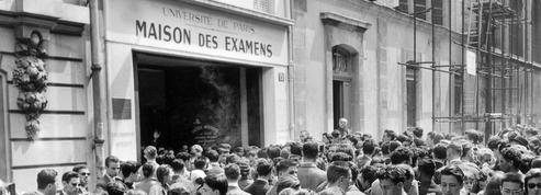 Le bac, une passion française