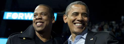 Barack Obama félicite Jay-Z qui fait son entrée dans le Songwriters Hall of Fame