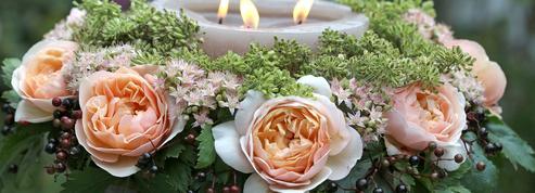 L'art de faire des bouquets avec les fleurs du jardin