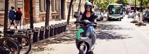 J'ai testé le COUP, le nouveau scooter électrique en libre-service
