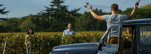 Cinq façons originales de visiter le vignoble bordelais