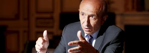 Gérard Collomb: «La sécurité optimale mais pas au prix de nos libertés»