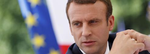 Emmanuel Macronau Figaro : «L'Europe n'est pas un supermarché»