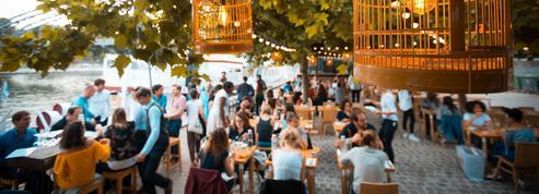Les 20 tables de l'été 2017 à Paris