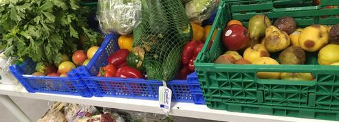 À Paris, ce centre d'aide alimentaire distribue les invendus des commerces