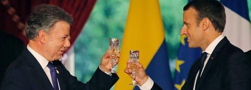 Colombie : la paix pour doper l'économie