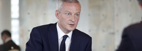 Bruno Le Maire: «Il faut en finir avec l'addiction aux dépenses publiques»