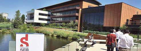 À Lyon, SEB s'installe sur son campus high-tech