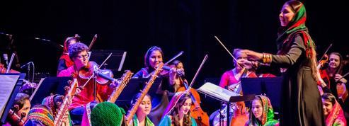 Un orchestre féminin au pays des Talibans