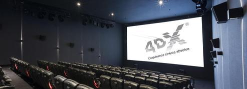 Fête du cinéma: des salles futuristes à tester