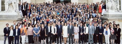 Week-end d'intégration des députés LREM à l'Assemblée nationale