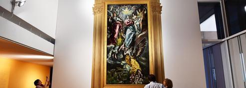 Sète : un tableau du Greco exposé pour la première fois en France