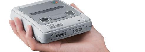 Nintendo lancera une Super Nintendo Mini fin septembre