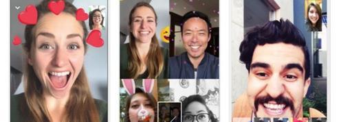 Messenger met le cap sur les conversations en vidéo
