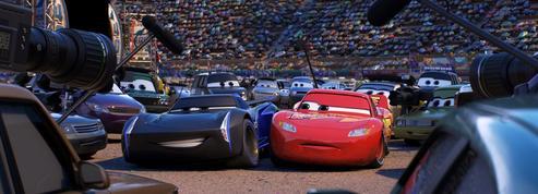 Cars 3 :la concurrence est rude pour Flash McQueen