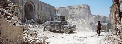 L'interminable reconquête de Mossoul, la «capitale» irakienne de Daech