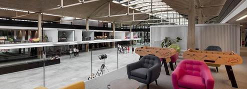 Découvrez en direct Station F, le nouveau campus géant dédié aux start-up