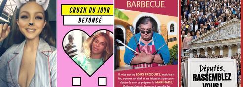 L'Express, Society, MTV et Vogue rejoignent Snapchat Discover