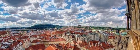 Prague, la «capitale magique de l'Europe» en timelapse