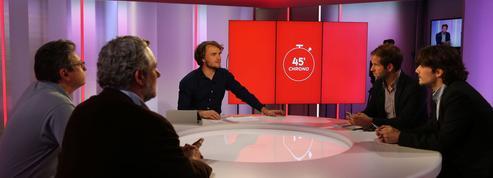 45'Chrono : l'émission qui débriefe votre actualité sportive